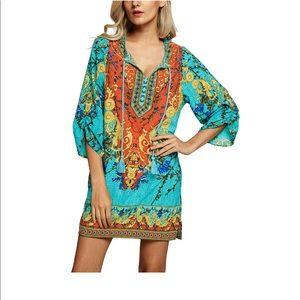 Dresses & Skirts - Women Bohemian Summer Dress